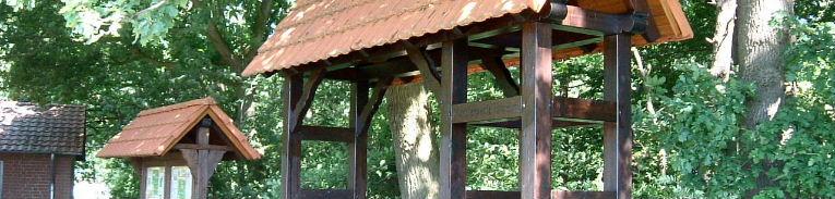 Eingang Heidepark