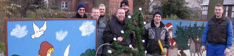 Weihnachtsbeleuchtung 2010