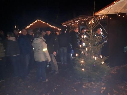 2018-12-08 Weihnachtsmarkt1©Ortsverein Essern (K. Wesemann)