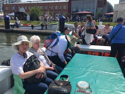 2019-05-24 Ausflug Blutspendeteam3©Ortsverein Essern