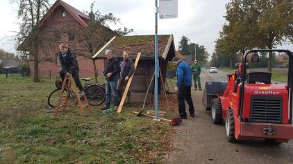 2019-11-09Bushaltestelle4©Ortsverein Essern (P. Barg)