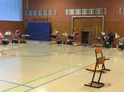 Blutspenden 8. Oktober©Ortsverein Essern